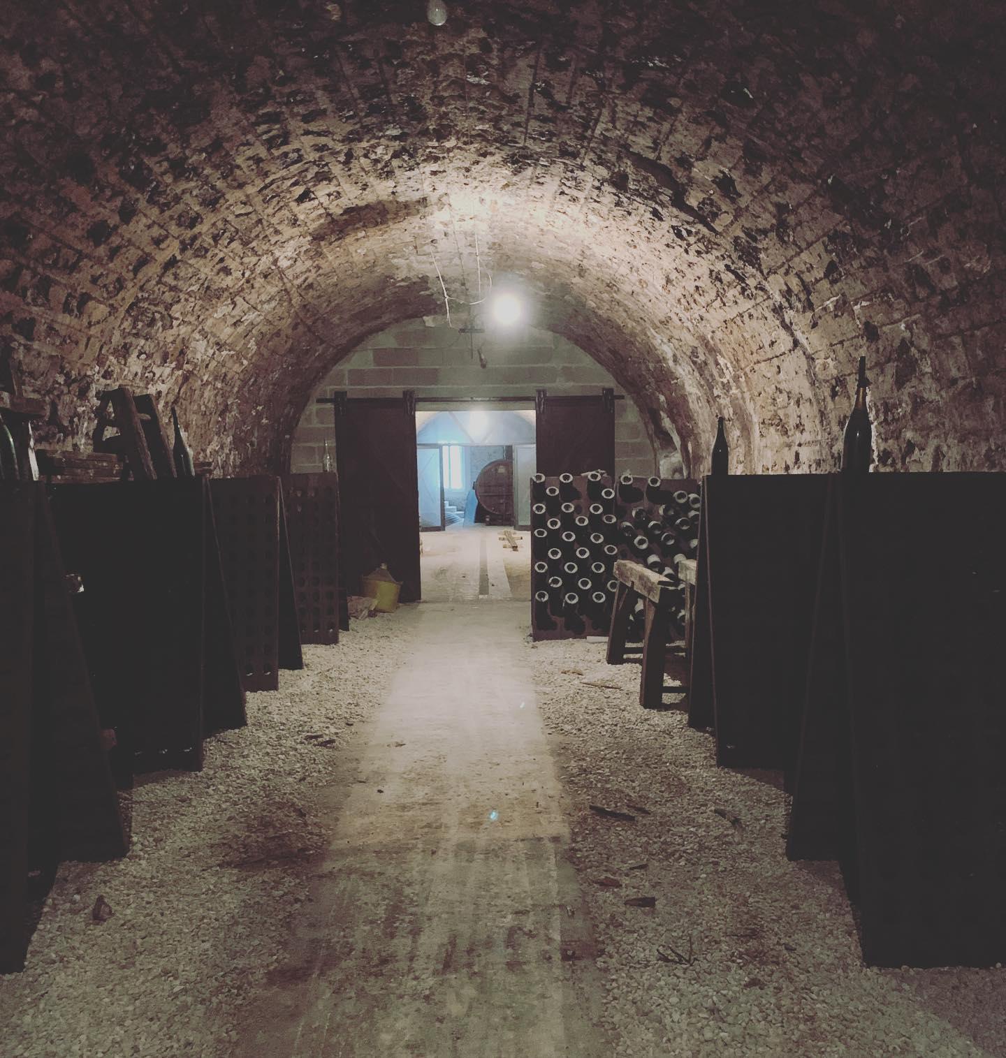 Caveau of Champagne Patrick Boivin